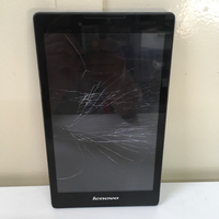 Used Lenovo screen broken tab in Dubai, UAE