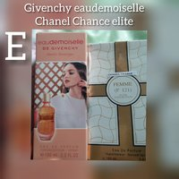 Used Givenchy and chanel.chance 2 pcs.perfume in Dubai, UAE