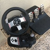 Used PS3 steering console  in Dubai, UAE