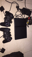 Used PS2 with 2 controllers.. it works ! in Dubai, UAE