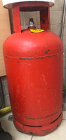 Used Gas Cylinder (Medium size) 50% used in Dubai, UAE