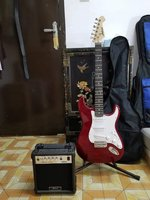 Used Aria Pro Electric Guitar in Dubai, UAE