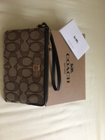 Used Authentic Wristlet Coach... unused in Dubai, UAE