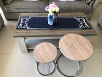 Used Coffee table and sides tables  in Dubai, UAE