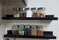 Used Glass Canister, Jars ,310 ML for sale  in Dubai, UAE