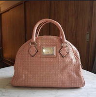Used Dolce and Gabbana woven satchel  in Dubai, UAE