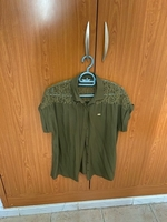 Used Green shirt from US polo in Dubai, UAE
