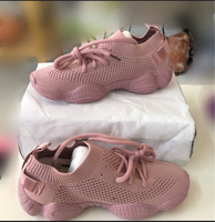 Used Fashion Bread Shoes Pink /35 in Dubai, UAE
