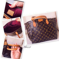 Used LV Canvass Turenne MM ❤️ in Dubai, UAE