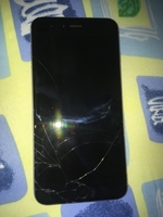 Used Iphone 6 plus broken screen dead in Dubai, UAE