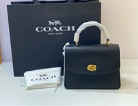 Used Original Coach 2 way bag in Dubai, UAE