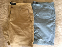 Abercrombie&fitch two pairs of shorts