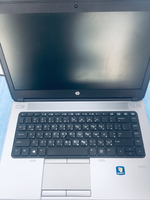 Used Hp Laptop 645 G1 very good condition in Dubai, UAE