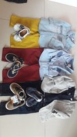 Used Baby boy clothes and shoes in Dubai, UAE