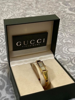 Used AUTHENTIC gucci watch  in Dubai, UAE