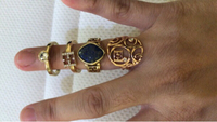 Used Escada ring size 52 selling for all in Dubai, UAE