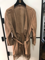 Used Suede fringed jacket in Dubai, UAE