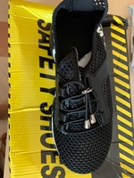 Used Safety shoe with steel toe cap in Dubai, UAE