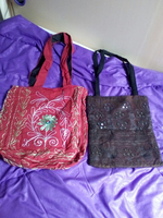 Used 2pcs native bags in Dubai, UAE