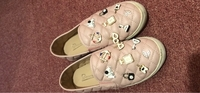 Used Dovani pink shoes  in Dubai, UAE