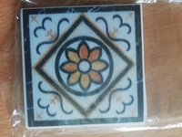Magic tile beautification stickers