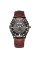Used 2 pack of Men's simply leather watch in Dubai, UAE