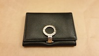 Used bulgari mini wallet in Dubai, UAE