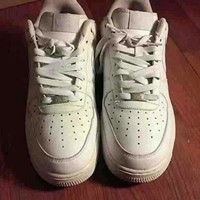 Used Nike Air Force Ones In Me Size 11 in Dubai, UAE