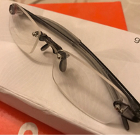 Used Frameless reading glasses 1.5 free box in Dubai, UAE