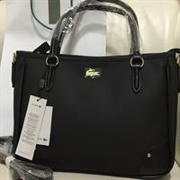 Used Authentic Lacoste Bag, It comes with paper bag & authenticity card.  in Dubai, UAE