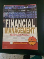 Used Financial Management by Prasanna Chandra in Dubai, UAE