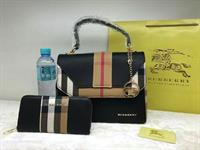 Burberry Bag With Wallet
