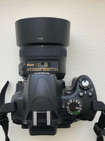 Used Nikon D5000 with 18-55mm Nikkor lens in Dubai, UAE