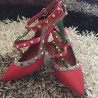 On Sale Brand New Valentino Rockstud Pumps Size Is 40;