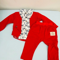 Used Pant suit for kids size small in Dubai, UAE