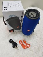Used Model Xtreme JBL speakers blue in Dubai, UAE