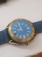 Used 🔥Watch men Fabric. in Dubai, UAE