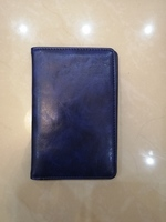 Used New blue wallet in Dubai, UAE
