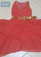 Used Red Frock in Dubai, UAE