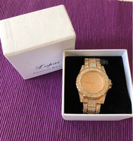 Used Rose Gold Lupai Fashion Watch  in Dubai, UAE