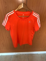 Used Original orange adidas top in Dubai, UAE