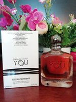 Emporio Armani stronger with you men