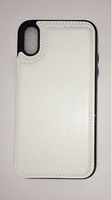 Used iPhone XR Case Pure Leather White  in Dubai, UAE