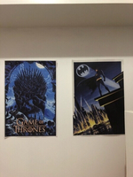Used POSTER batman and game of thrones  in Dubai, UAE