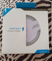 Used Fantasy new wireless charger f Samsung in Dubai, UAE