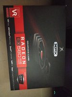 Used XFX RX 580 gts edition 8gb gpu in Dubai, UAE