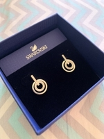 Used Original swarovski earrings in Dubai, UAE