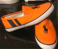 Used Kids polo brand new shoes Euro 30 in Dubai, UAE
