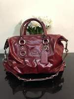 Used COACH 2WAY LEATHER RED in Dubai, UAE