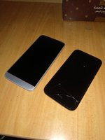 Used LG G5 AND HTC PHONE dead in Dubai, UAE
